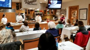 Draeger's Cooking School - Literary Lunch
