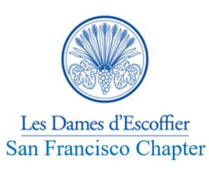 logo for SF Chapter Les Dames d'Escoffier